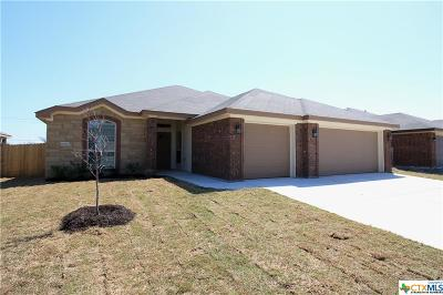 Killeen Single Family Home For Sale: 6806 Catherine Drive