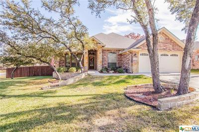 Belton Single Family Home For Sale: 3220 Escalera