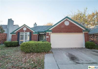 Temple Single Family Home For Sale: 820 Filly Lane