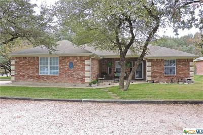 Belton TX Single Family Home For Sale: $188,800