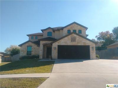 Killeen Single Family Home For Sale: 5408 Fiesta Oak Drive