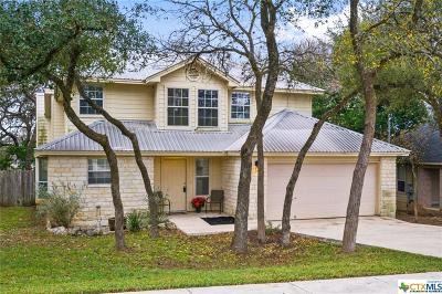 San Marcos Single Family Home For Sale: 124 Dolly
