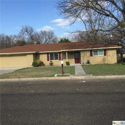Belton Single Family Home For Sale: 1005 Terra Alta