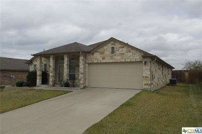 Temple Single Family Home For Sale: 9804 Orion