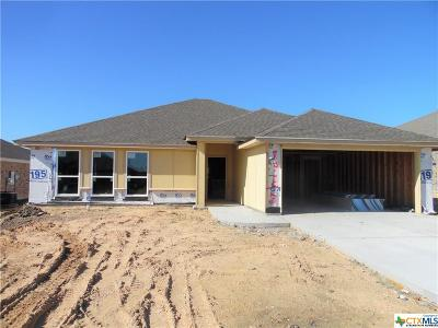 Temple TX Single Family Home For Sale: $157,500