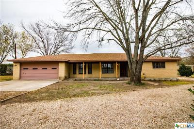 Temple TX Single Family Home Pending Take Backups: $129,900