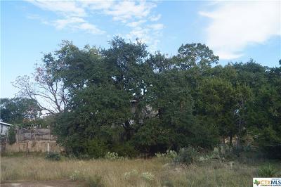 Canyon Lake Residential Lots & Land For Sale: 1258 Glenn