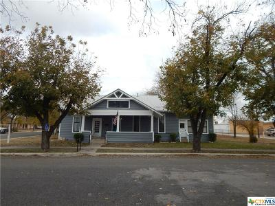 Lampasas Commercial For Sale: 107 5th