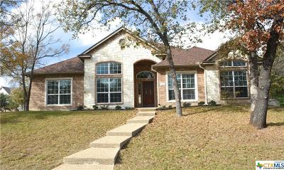 Belton Single Family Home For Sale: 2407 Garden Brook