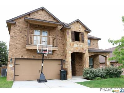 Harker Heights Single Family Home For Sale: 3268 Vineyard
