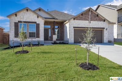 New Braunfels Single Family Home For Sale: 344 Green Heron