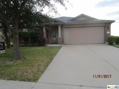 Copperas Cove Single Family Home For Sale: 2106 Ryan Drive