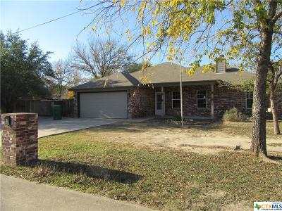 Belton Single Family Home For Sale: 15 Rough Rider
