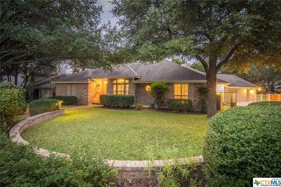 New Braunfels Single Family Home For Sale: 827 Mission Hills