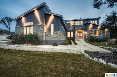 New Braunfels TX Single Family Home For Sale: $494,900