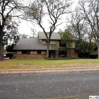 Temple Single Family Home For Sale: 3109 Hemlock Boulevard