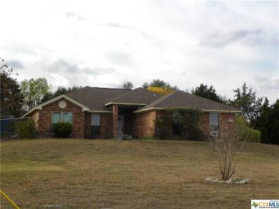 Kempner Single Family Home For Sale: 2891 Retama