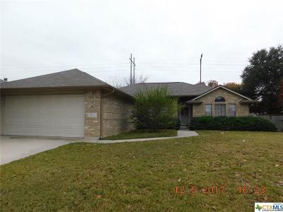 Copperas Cove Single Family Home For Sale: 1406 Amthor Avenue