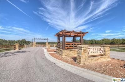 Bell County, Burnet County, Coryell County, Lampasas County, Llano County, Mills County, San Saba County, Williamson County, Hamilton County Residential Lots & Land For Sale: Lot 89 County Road 200a