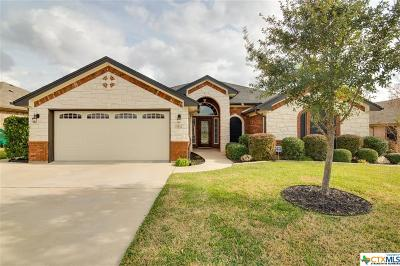 Belton Single Family Home For Sale: 3112 Matador Drive