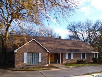Temple Single Family Home For Sale: 2805 Eagle