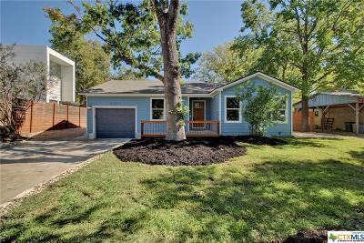 Austin Single Family Home For Sale: 5201 Shoal Creek