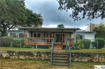 Canyon Lake Single Family Home Pending Take Backups: 1306 Glenn