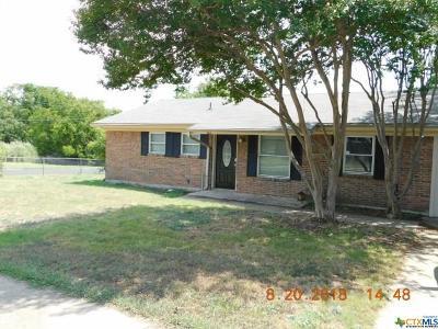 Copperas Cove Single Family Home For Sale: 306 Avenue B