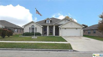 Copperas Cove Single Family Home For Sale: 2406 Joseph