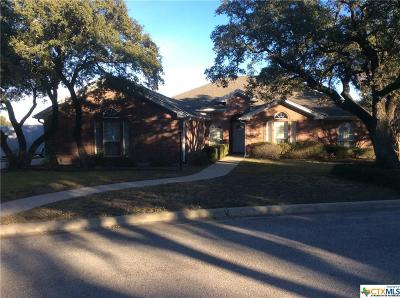 Killeen Single Family Home For Sale: 5120 Spring Drive