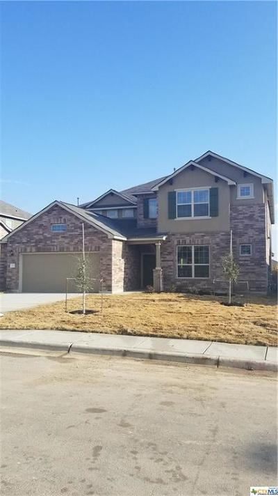 New Braunfels Single Family Home For Sale: 337 Green Heron