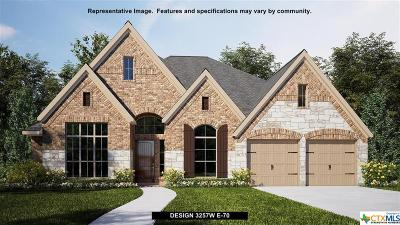 New Braunfels Single Family Home For Sale: 618 Coral Berry