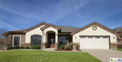 Killeen Single Family Home For Sale: 6409 Jovana
