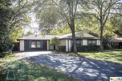 Belton Single Family Home For Sale: 177 Woodland Trail