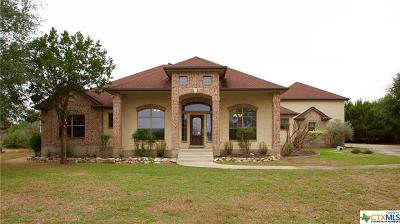 New Braunfels Single Family Home For Sale: 10302 Teich Loop