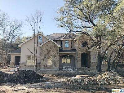 Salado Single Family Home For Sale: 10879 Stinnett Mill Rd.