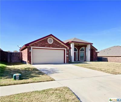 Killeen Single Family Home For Sale: 4411 Joe Drive
