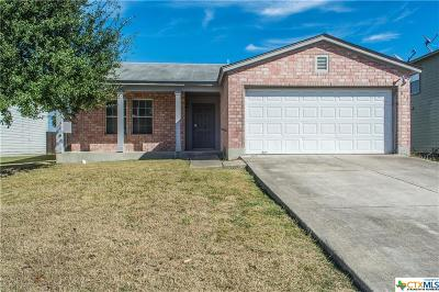 New Braunfels TX Single Family Home For Sale: $170,000
