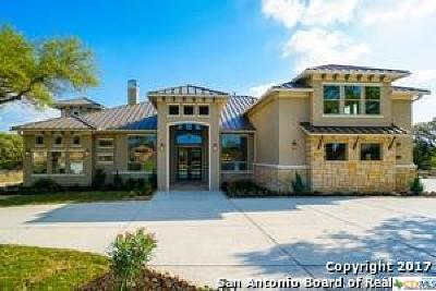 New Braunfels TX Single Family Home For Sale: $777,990