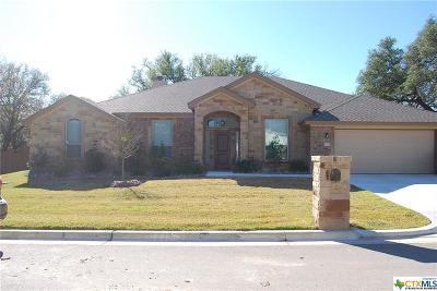 Belton Single Family Home For Sale: 1715 Yturria