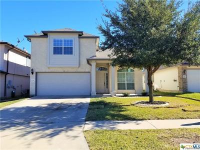 Killeen Single Family Home For Sale: 5306 Allegany