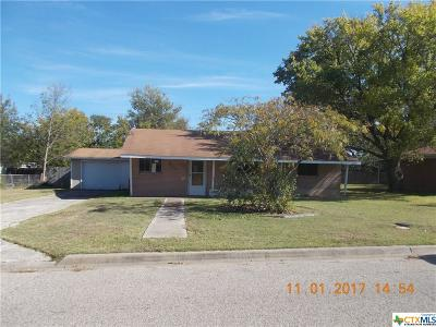 Killeen Single Family Home For Sale: 1306 Flynn