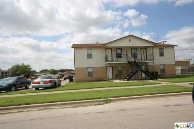 Killeen Multi Family Home For Sale: 4807 Rainbow Circle