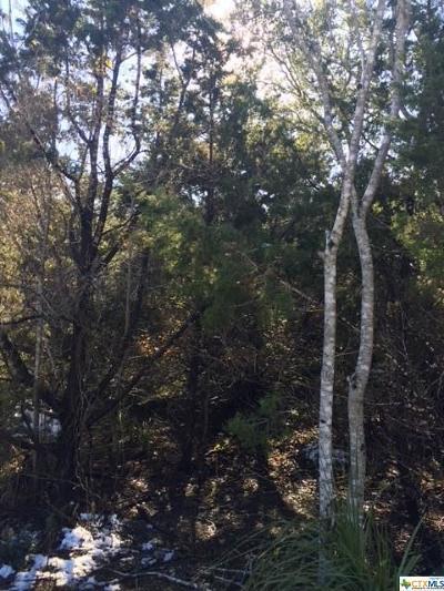 Canyon Lake Residential Lots & Land For Sale: 132 Lexington Pass