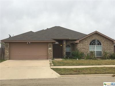 Killeen Single Family Home For Sale: 2902 Lavender Lane