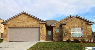 Killeen Single Family Home For Sale: 6304 Blayney Drive
