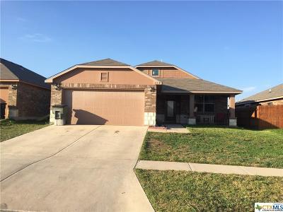 Killeen Single Family Home For Sale: 309 Vega Lane