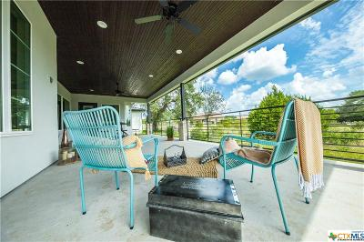 New Braunfels Single Family Home For Sale: 1250 Vintage Way