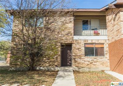 Harker Heights Multi Family Home For Sale: 1102 Harley