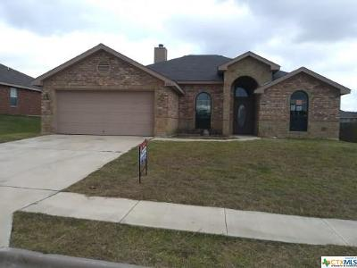 Killeen Single Family Home For Sale: 307 Belo